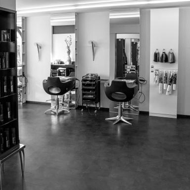 Impressionen aus unserem neuen Salon